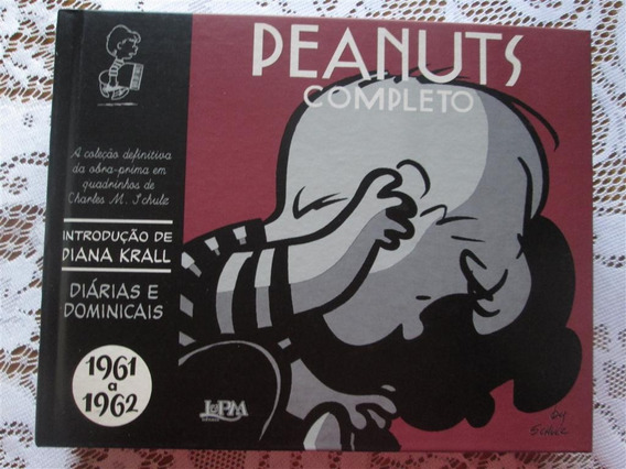 Peanuts Completo Ano 1961-1962 - Charles M. Schulz