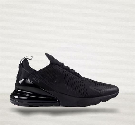 Tenis Nike Air Max 270 Negro Colores Unisex 2020