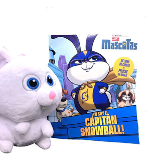 Coleccion Mascotas Nº 2 Capitan Snowball