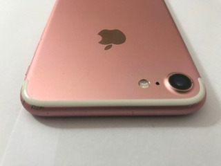 iPhone 7 256gb Qualidade C Não Funciona Chip 12x Juros Sem