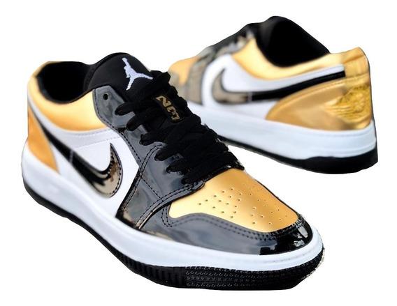 Tenis Zapatillas Nike One Jordan Low Para Hombres