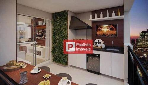 Apartamento À Venda, 66 M² Por R$ 483.770,00 - Vila Mascote - São Paulo/sp - Ap30024