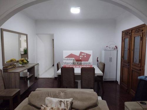 Casa Com 4 Dormitórios À Venda, 180 M² Por R$ 350.000,00 - Bandeira Branca - Jacareí/sp - Ca1262