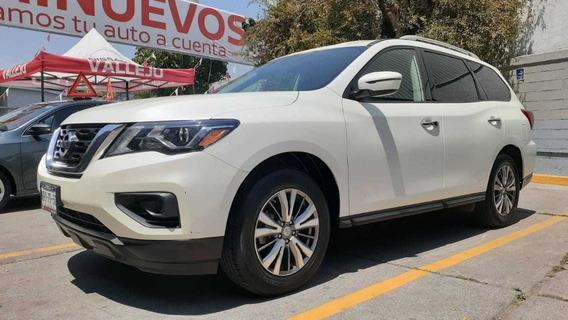 Nissan Pathfinder 3.5 Sense Cvt 2018