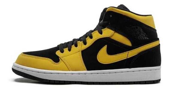 Botas Nike Jordan Retro 1 Caballero Originales 50%descuent