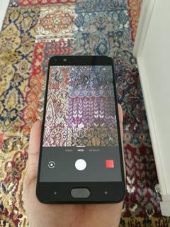 Oneplus 5 64gb 6gb Ram Tela 5.5 Snapdragon 835 4g Preto