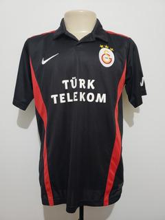 Camisa Oficial Futebol Galatasaray Turquia 2011 Third Nike M