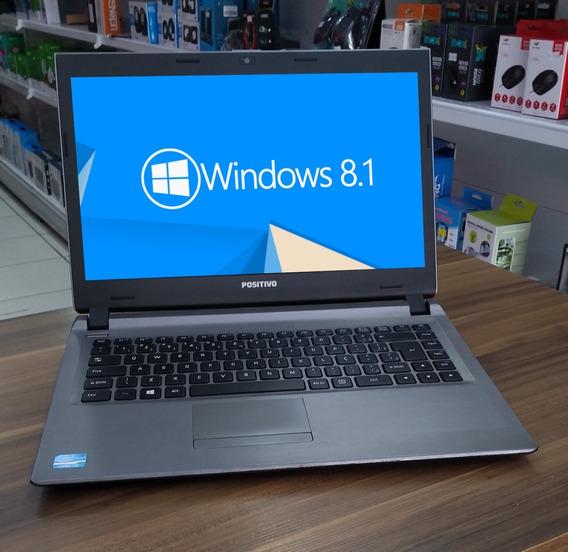 Notebook Positivo Premium L6060, 14 Lcd, 4gb, 500gb, W8.1 (