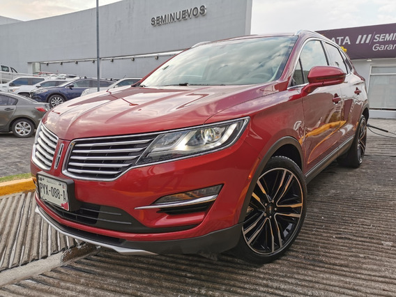 Lincoln Mxc Reserve 2017
