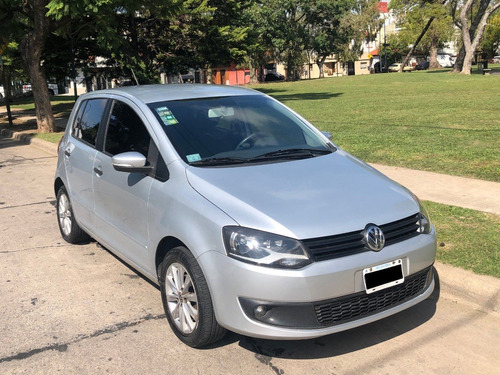 Vw Fox 2011 Impecable