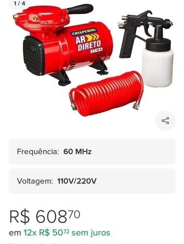 Pistola Compressora