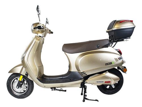 Imagen 1 de 8 de Moto Eléctrica Mobie M300 Arena Batería Desmont Descuento!!!