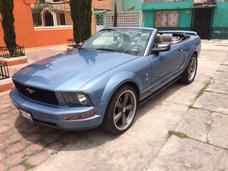 Ford Mustang V6 Convertible 2007