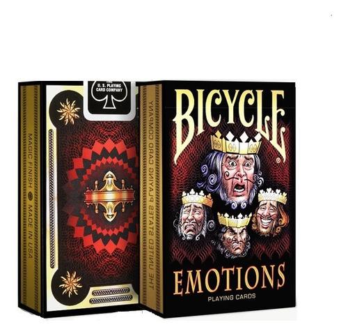 Baraja De Cartas Bicycle Emotions