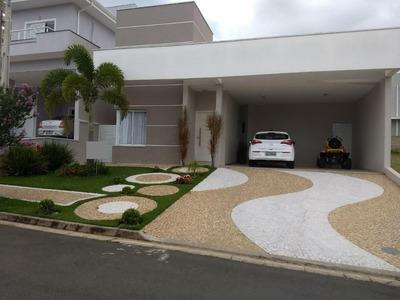 Casa Em Condomínio Portal Do Jequitibá, Valinhos/sp De 246m² 3 Quartos À Venda Por R$ 790.000,00 - Ca220842