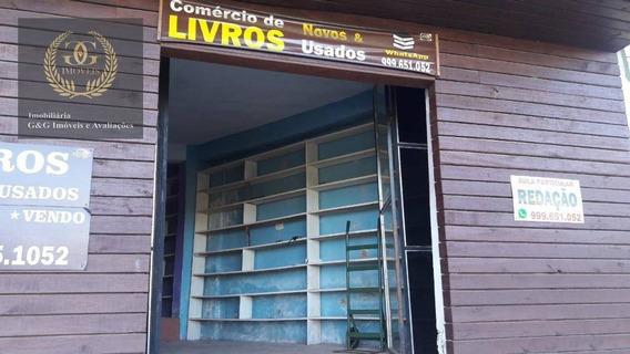 Loja Para Alugar, 30 M² Por R$ 580/mês - Santa Cecília - Viamão/rs - Lo0013