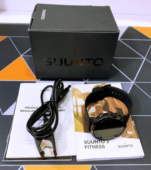 Relógio Suunto 3 Fitness | Smartwatch | Esporte | Usado