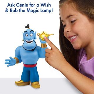 Disney Aladdin Genio Interactivo Luz Y Movimiento En Stock!!