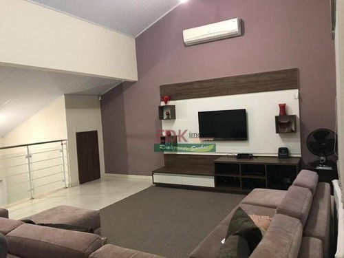 Imagem 1 de 6 de Casa Com 3 Dormitórios À Venda, 243 M² Por R$ 635.000 - Cidade Jardim - Jacareí/sp - Ca6179