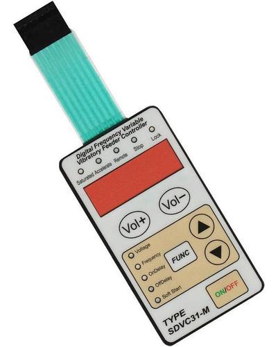 Imagem 1 de 1 de Teclado Controlador Digital Frequência Variável Sdvc31-m Cuh