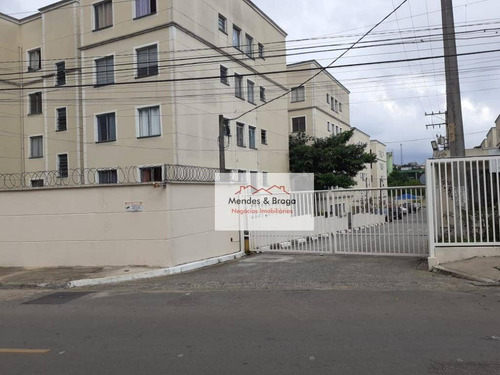 Imagem 1 de 13 de Apartamento, 47 M² - Venda Por R$ 160.000,00 Ou Aluguel Por R$ 1.100,00/mês - Vila Nova Curuçá - São Paulo/sp - Ap2648