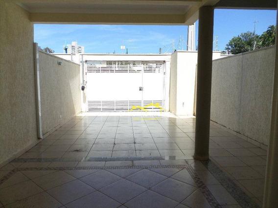 Casa Com 3 Dormitórios Para Alugar, 270 M² Por R$ 2.200,00/mês - Jardim Bela Vista - Americana/sp - Ca2191