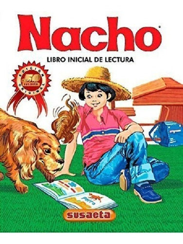 Cartilla Nacho Lee Original - Cartilla De Lectura