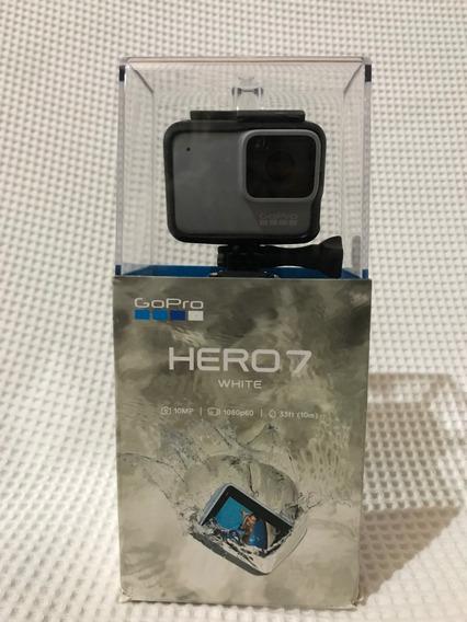 Câmera Gopro Hero7 White - Novo