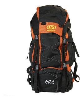 Mochila De Camping Skeet 60 Litros Nylon Cruzeiro - Mcp60