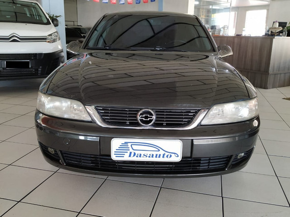 Chevrolet Vectra 2.0 Mpfi Collection 8v Gasolina 4p Manual