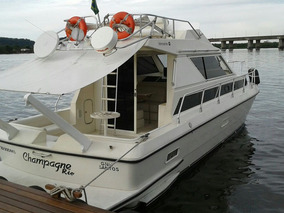 Oceanic 36 Motor Mercedes No Focker Ventura Poddium Nautica