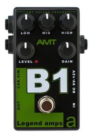 Pedal Amt B1 (bogner) Com Importador Oficial
