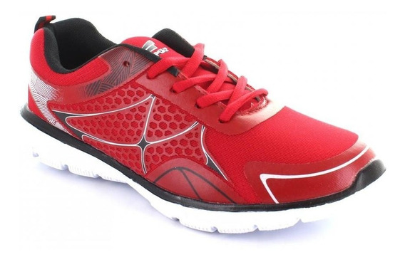 Tenis Para Hombre Catapult 11136-048152 Color Rojo