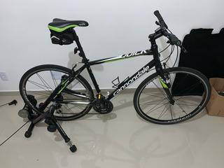 Bicicleta Cannondale Quick 4 - 2014 Aro 29 24v