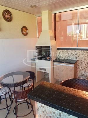 Impecavel Cobertura Para Venda Na Vila Virginia Condominio Vitta 2, Alto Padrao De Acabamento, 2 Dormitorios, Terraço Gourmet Em 90 M2 De Area - Ap01110 - 33312453