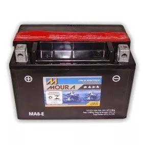 Bateria Moura Ma8-e Suzuki Bandit 600 650 Rf600 Rf900 C/nota
