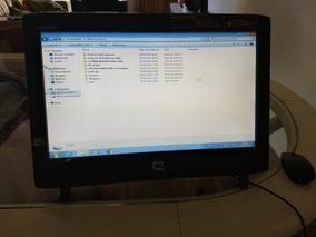 Computador De Mesa Da Compaq Presario Cq1