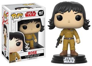 Funko Pop Star Wars The Last Jedi Rose
