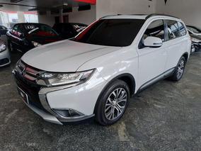Mitsubishi Outlander 2.0 L4 Cvt 2016 Teto Solar