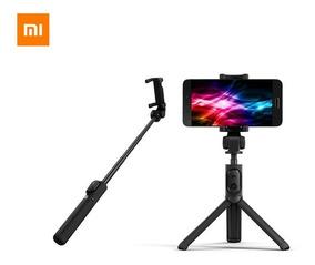 Selfie Stick Xiaomi Bluetooth Remote Obturador Tripé Bastão