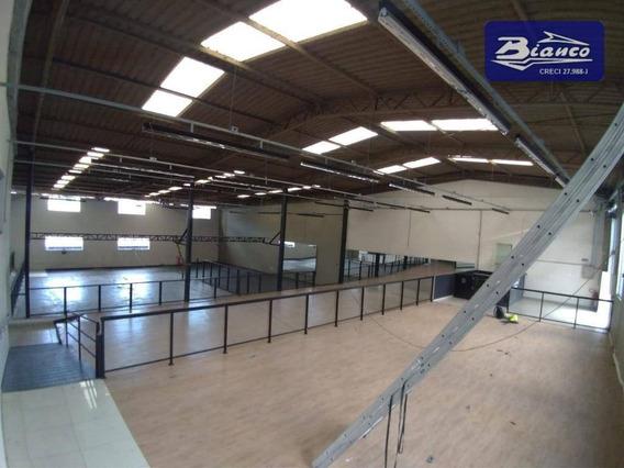 Enorme Salão Comercial 780 M2- Picanço-junto Da Alamenda Yayá.. - Sl0122