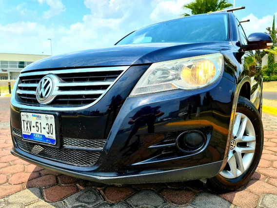 Volkswagen Tiguan 2.0 Native 2011 At