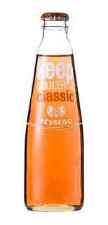 Aperitivo Classic Pêssego Keep Cooler Garrafa 275ml