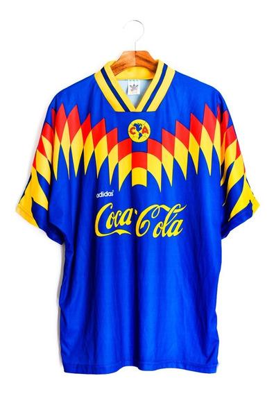 Camisa De Futebol Masculino Club América 1994/96 adidas