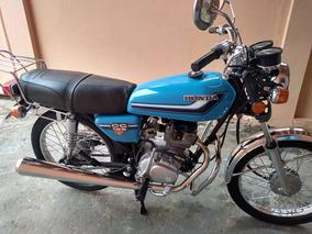 Honda Cg 125 Ovinho