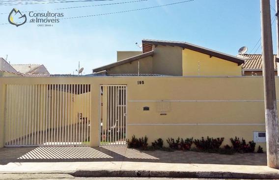 Casa Com 3 Dormitórios À Venda, 115 M² Por R$ 450.000,00 - Marieta Dian - Paulínia/sp - Ca0478
