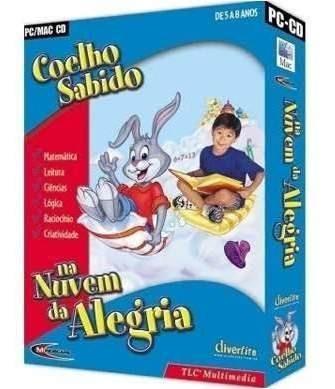 Coelho Sabido Na Nuvem Da Alegria