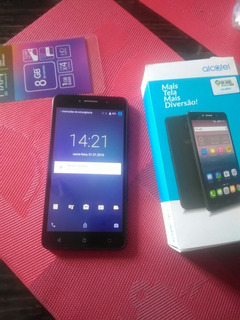 Smartphone 6 3g Pixi4 Alcatel Com Pequeno Avaria