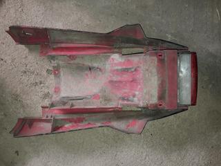 Farol Tracero Jawa 350 Cc Cahas Plastico Moto Jawa 350 Cc