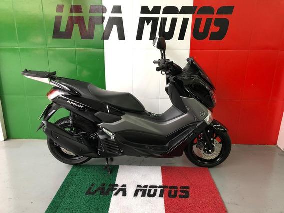 Yamaha N-max160 Abs, 2019 Financiamos E Parcelamos No Cartão